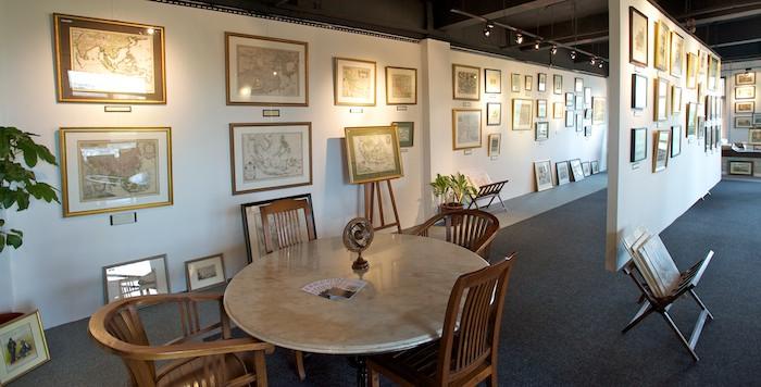 Bartele Gallery interior