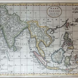 East Indies by Kitchin