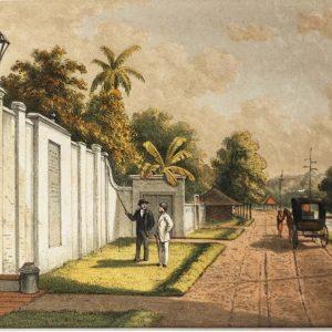Chinese Graves in Batavia
