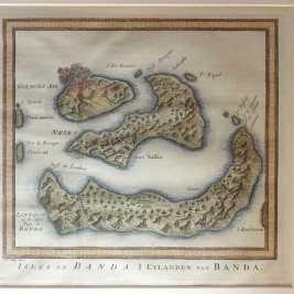 Banda Islands by Van Schley