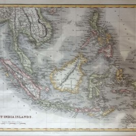 East Indies by Scott
