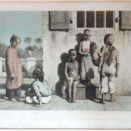Javanese children