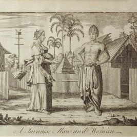 Javanese Man and Woman