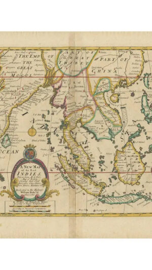 Map of East Indies