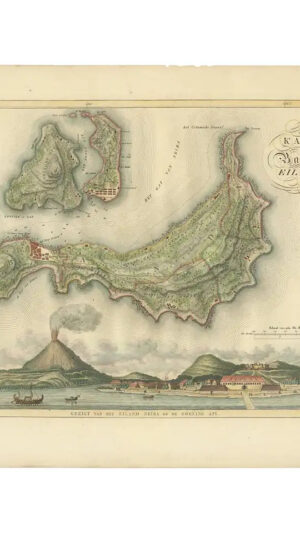 Map of Banda Islands