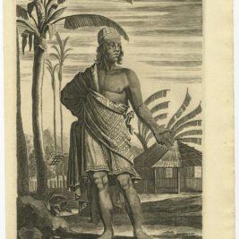 A Marchant of Java - Nieuhof (1744)