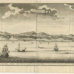 Amboina - Valentijn (1726)