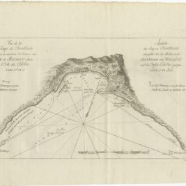 Antique Map of Celebes (Sulawesi) by Hawkesworth (1774)