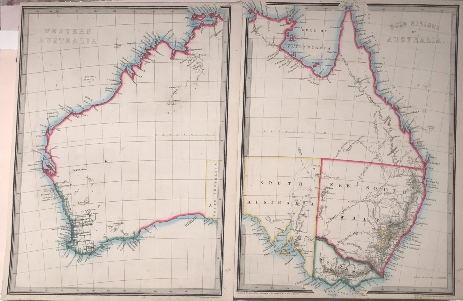 Western Australia and the Gold Regions - Anonymous (1864)
