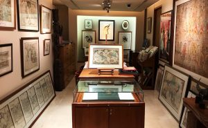 Antique Maps and Prints